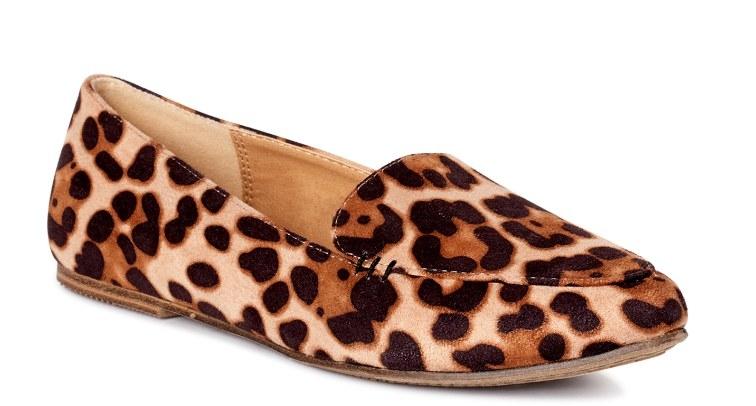 The leopard flats