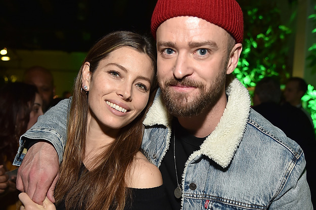Justin Timberlake And Jessica Biel Just Revealed Their Second Child's Name