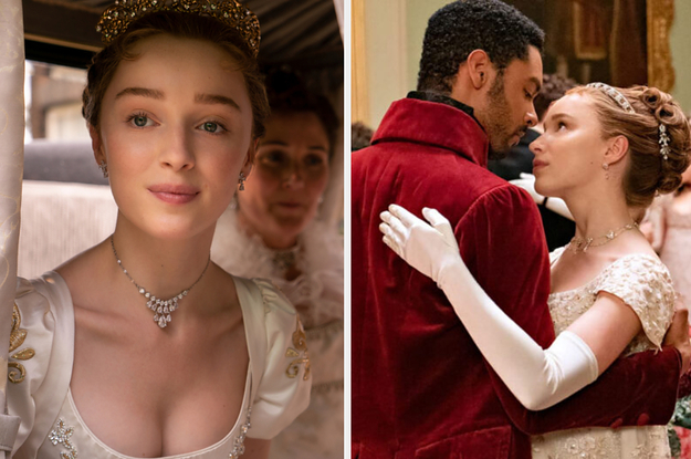 """Bridgerton"" Star Phoebe Dynevor And Director Julie Anne Robinson Explained How Sex Scenes Were Filmed And It's Pretty Intense"