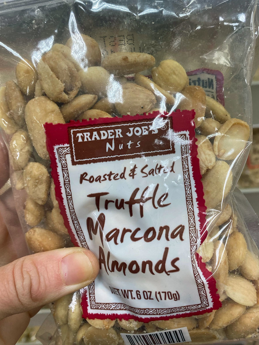 Roasted & Salted Truffle Marcona Almonds