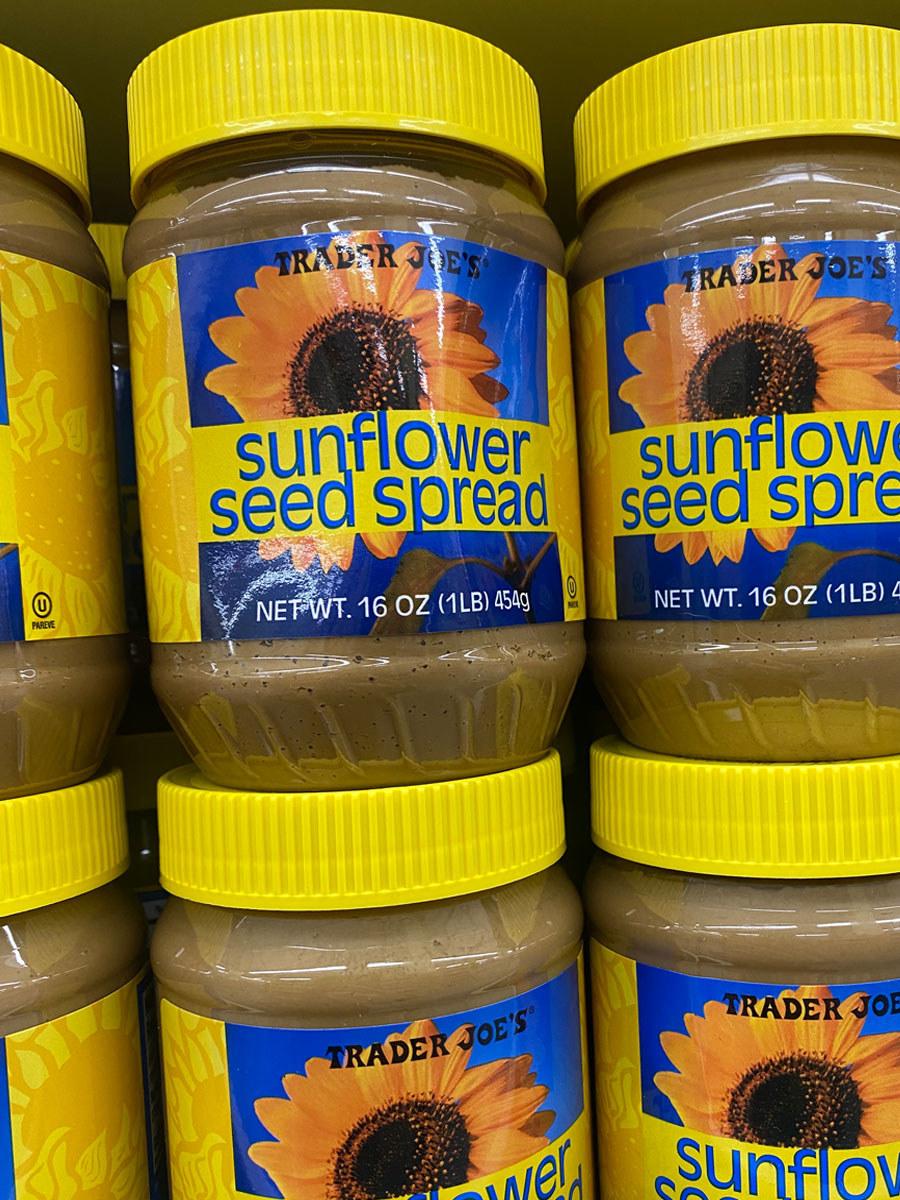 Sunflower Seed Spread