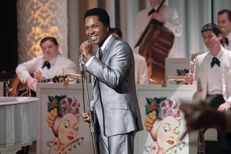 ONE NIGHT IN MIAMI, Leslie Odom Jr. as Sam Cooke