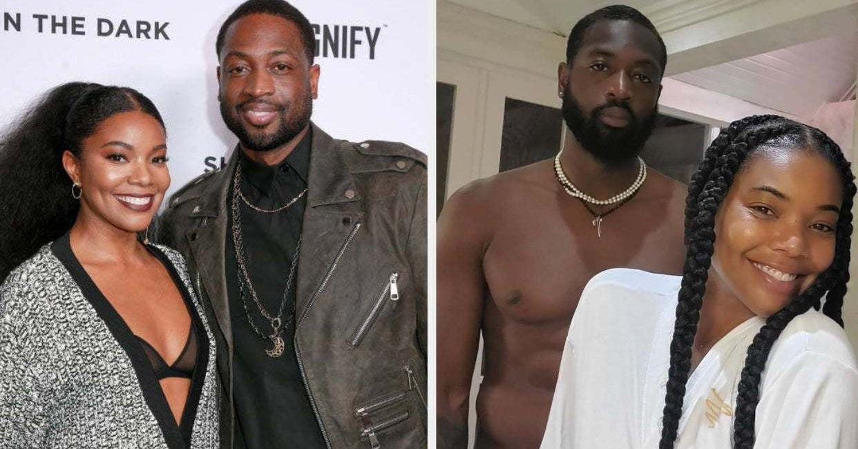 Dwyane Wade Posted A Nude Pic On Instagram, And His Kids Were Hilariously Horrified