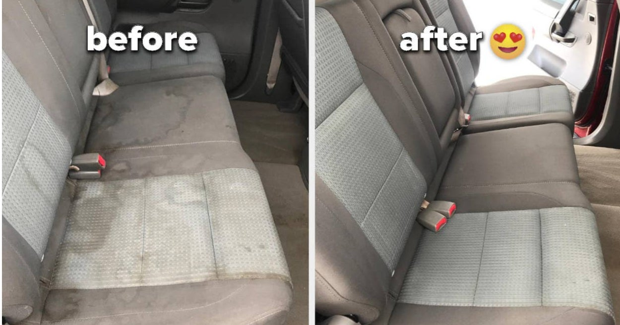 54 Products With Before And After Pictures That Will Soothe Your Soul