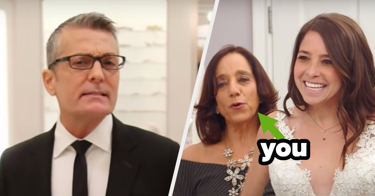 Spend A Day As A Kleinfeld Bridal Consultant To See How Far You Can Make It Without Getting Fired - buzzfeed