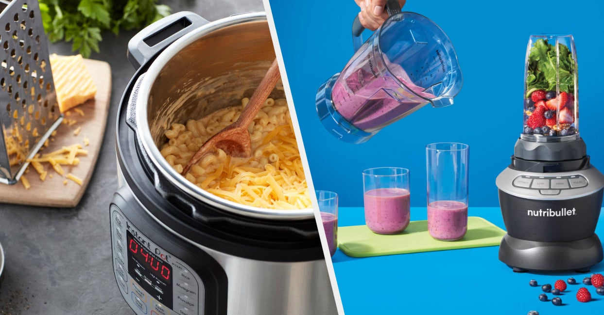 31 Kitchen Products From Walmart That Won't Just Make Your Life Easier, But Also Upgrade Your Cooking Game
