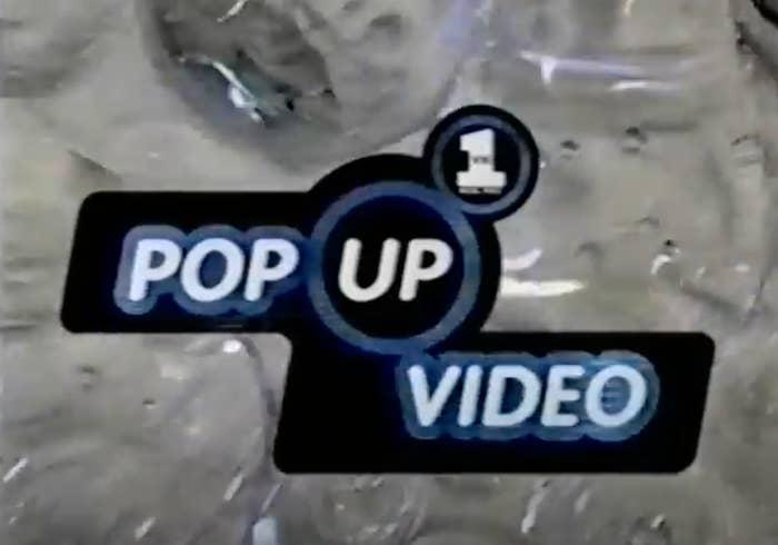 The Pop Up Video logo