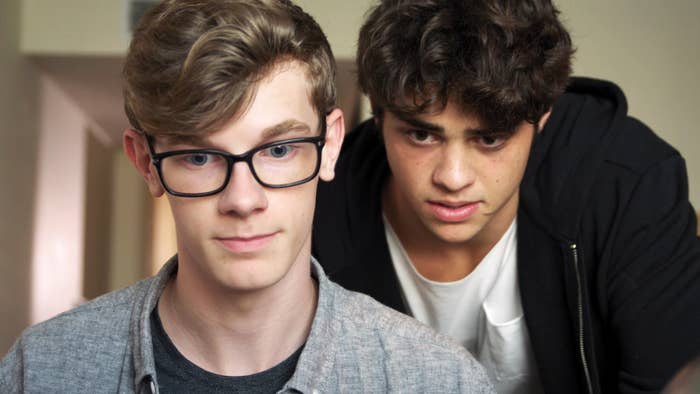 Noah Centineo in To All the Boys: Always and Forever