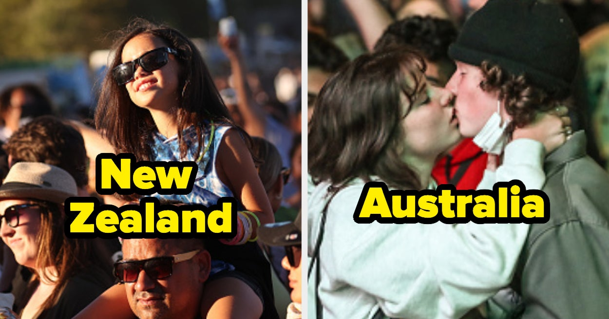 18 Photos That Show How Different Life During COVID Is In New Zealand And Australia Compared To The US
