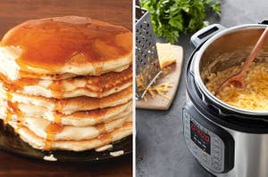 pancakes and instant pot