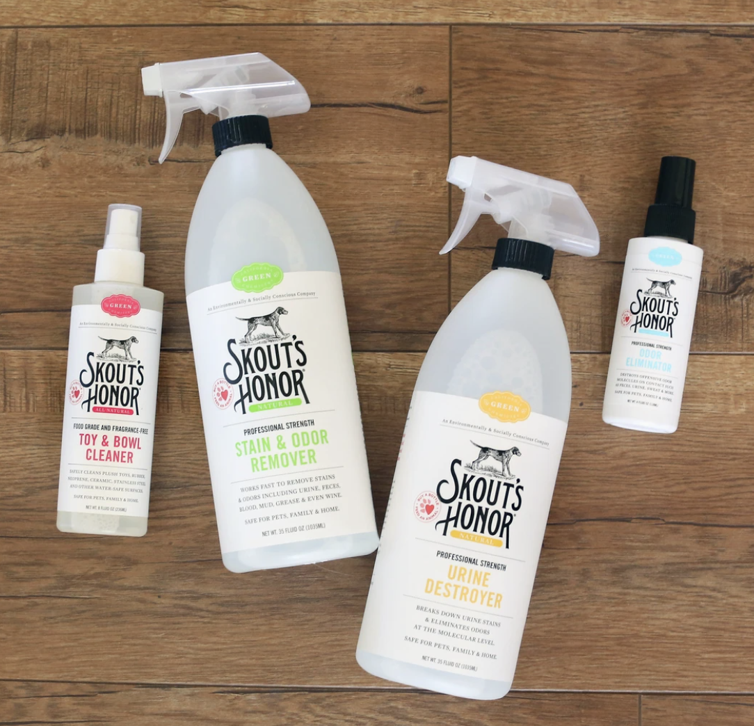 Skout's honor cleaning kit