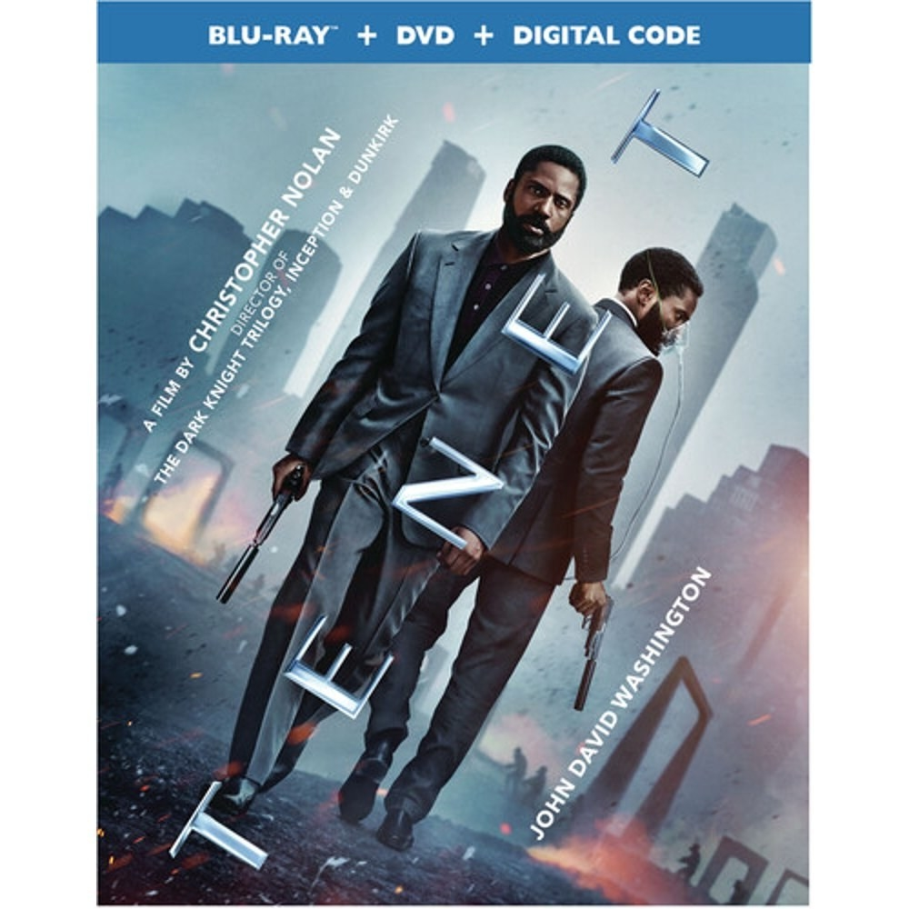 Two actors on the cover of the movie