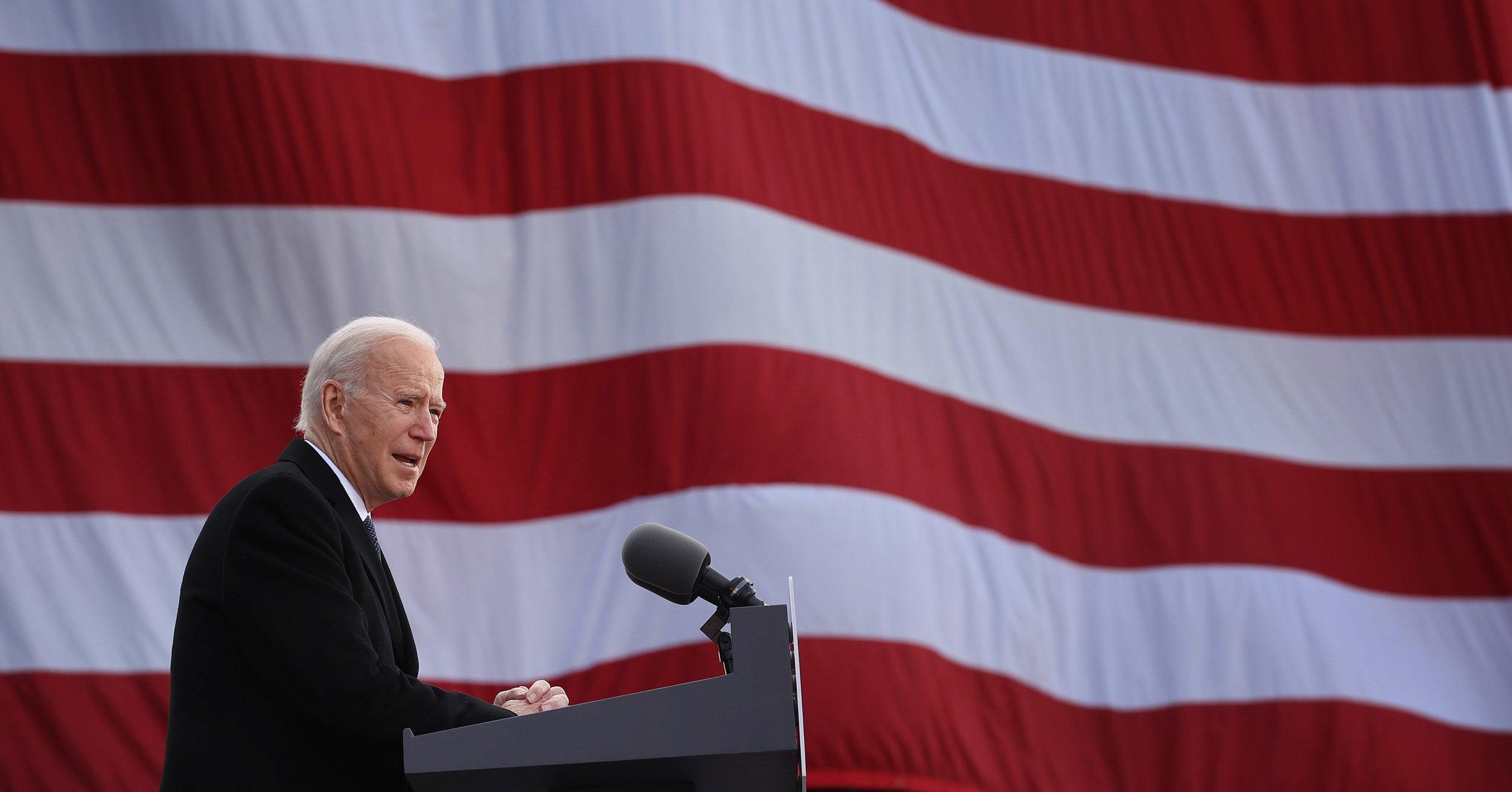 Now Joe Biden Gets To Sort Out America's Soul