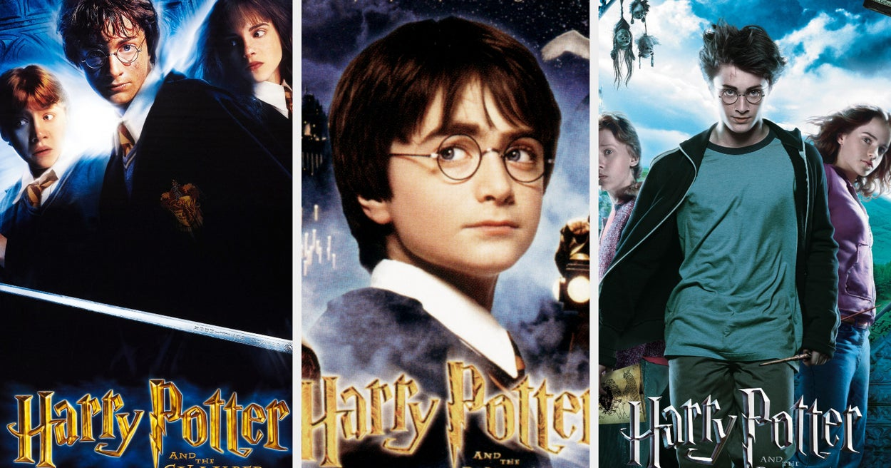 """Literally All You Have To Do To Pass This Quiz Is Name All The """"Harry Potter"""" Books In One Minute"""