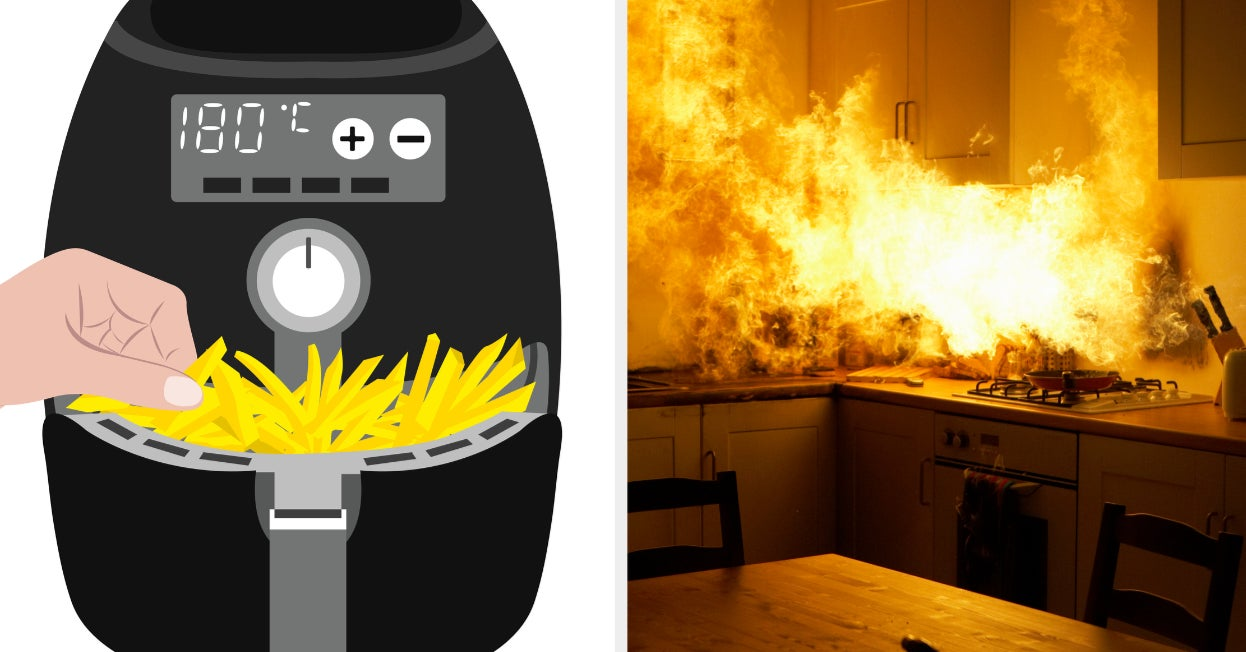 What Mistakes Are People Making When Using Their Air Fryers?
