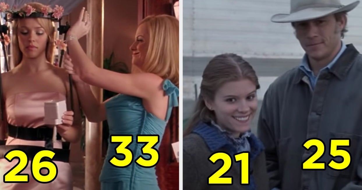 24 Age Gaps Between Actors Who Played Parent And Child That Just Don't Make Sense