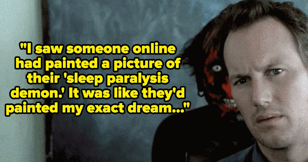 21 True Stories About Very Weird Things That Have Happened To People, But That They Can't Explain