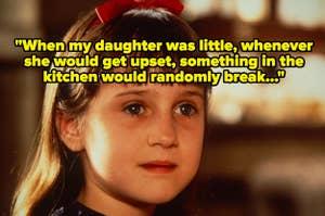 Matilda from
