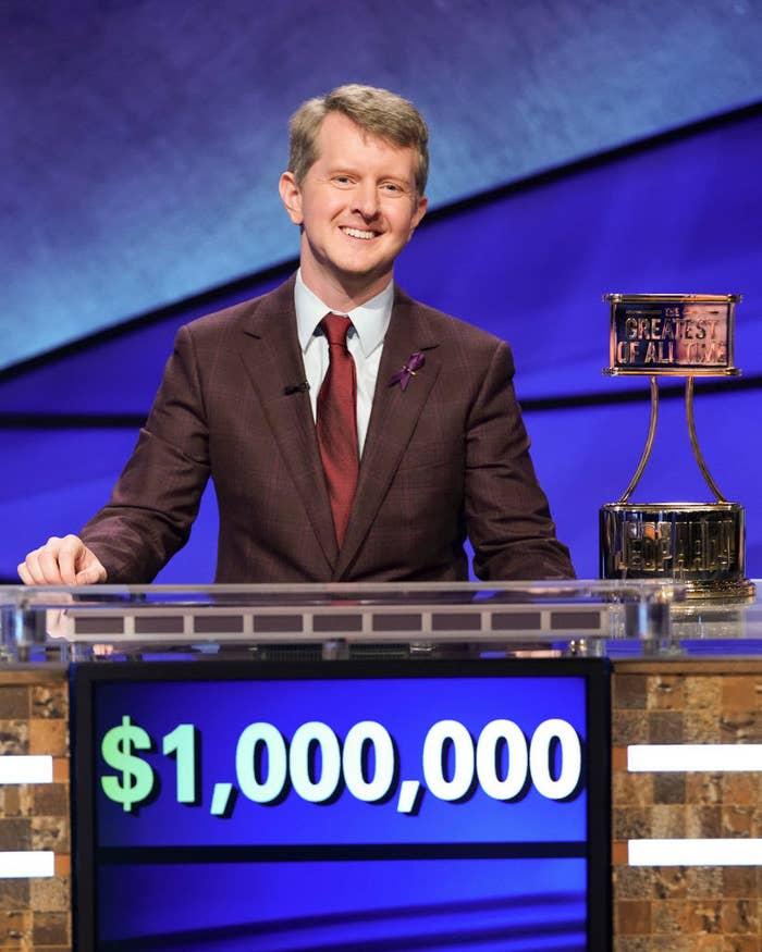 Ken on Jeopardy