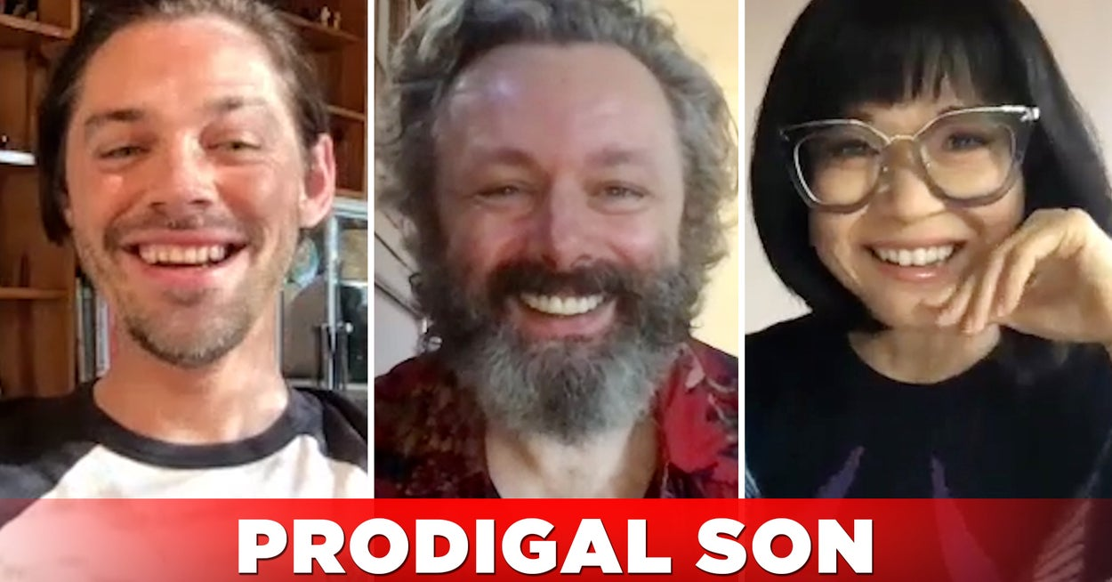 """I'm A Little Bit Shocked At How Playful The Cast Of """"Prodigal Son"""" Is — ESPECIALLY Michael Sheen"""