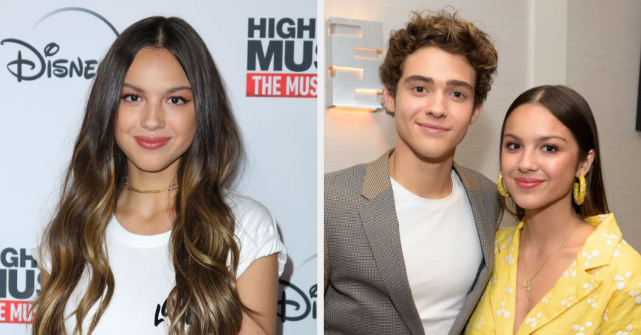 """Olivia Rodrigo Finally Responded To Her Rumored Breakup Drama With Joshua Bassett After """"Drivers License"""" Debuted At No. 1"""