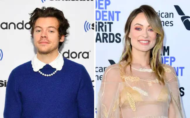 Olivia Wilde Has Restricted Her Instagram Comments After Her Reported Relationship With Harry Styles Led To Thousands Of Abusive Messages