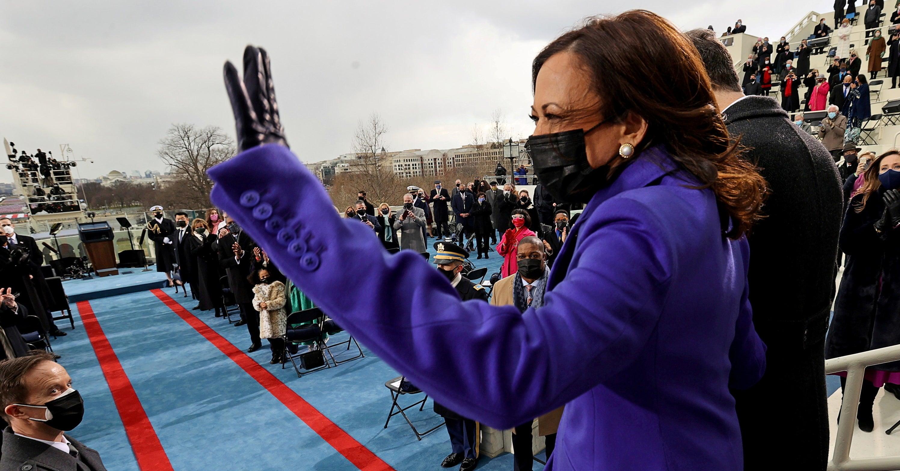 The Best Photos From The Inauguration Of Joe Biden And Kamala Harris
