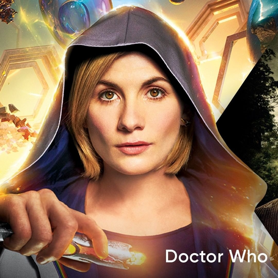 Doctor Who promo poster