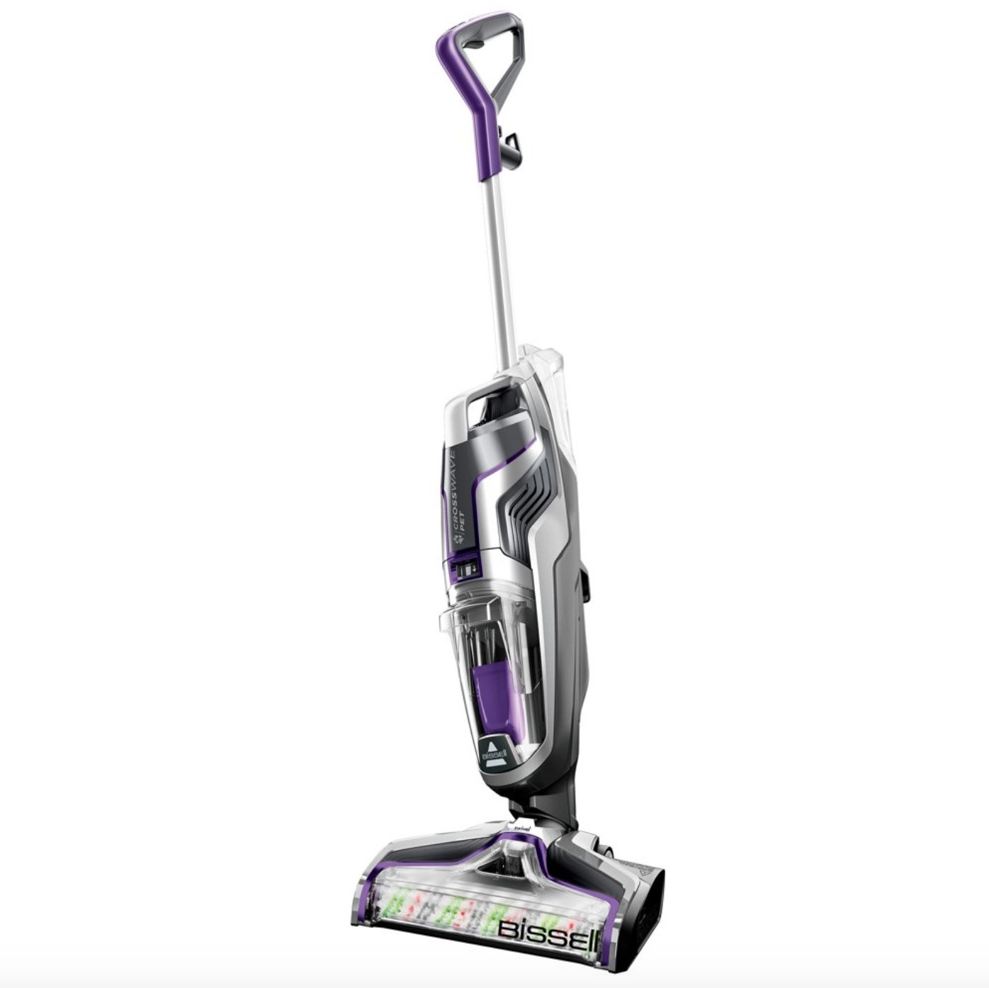 The multisurface wet/dry vacuum