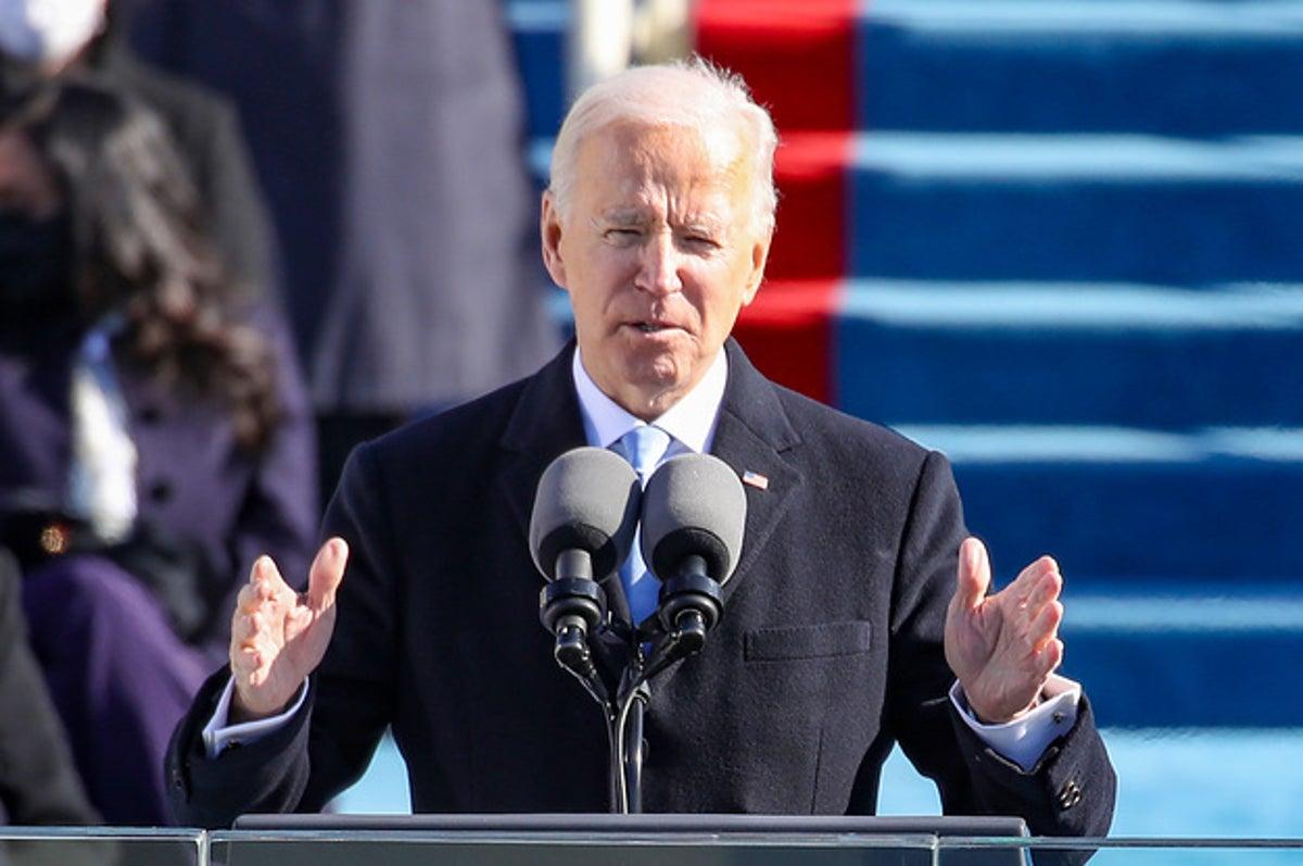 Here Is President Joe Biden's Inaugural Address