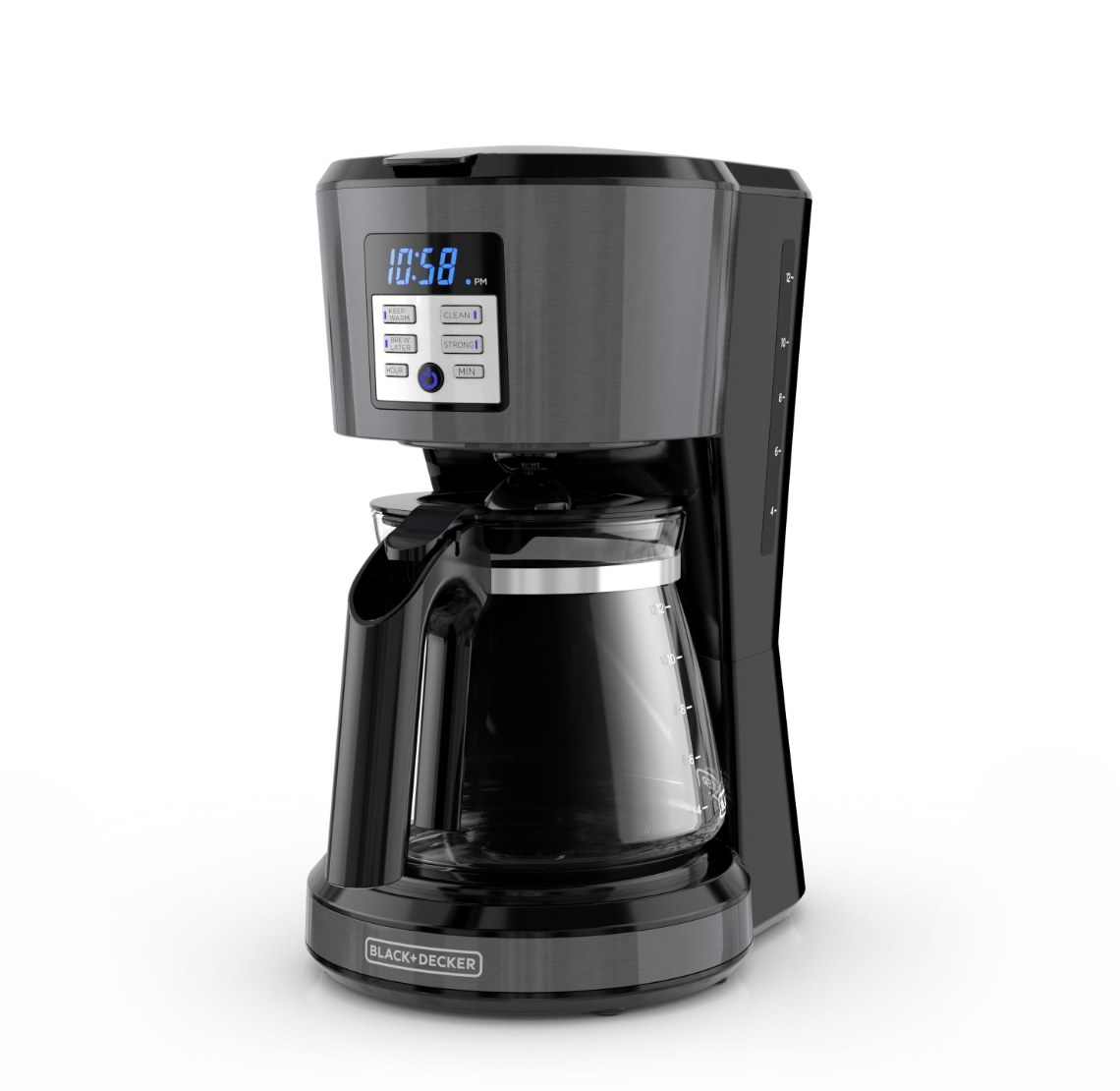 The programable coffee maker