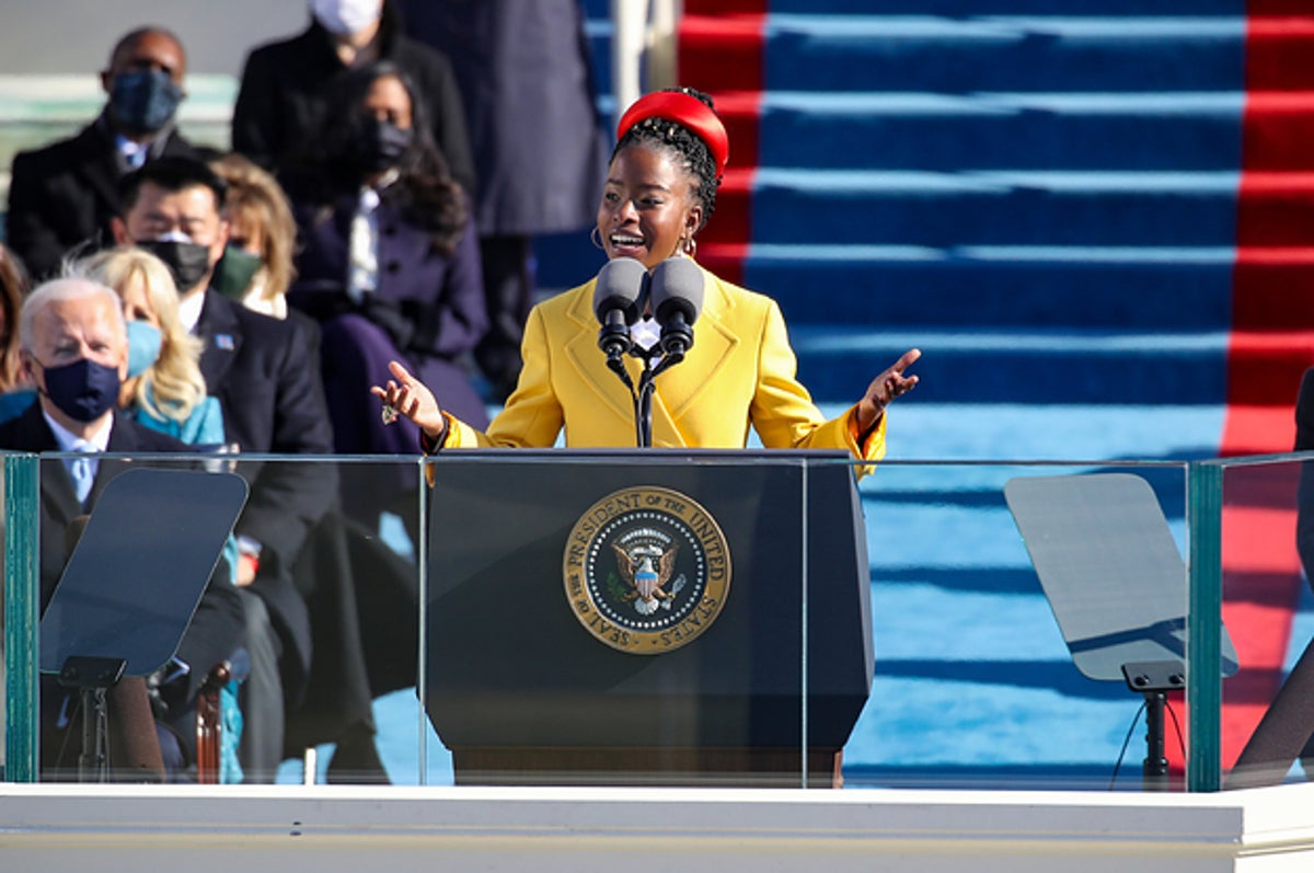 Amanda Gorman Won Everyone Over With Her Powerful Poem At Biden's Inauguration