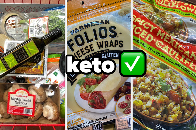 67 Keto-Friendly Trader Joe's Products That Still Deliver On Flavor