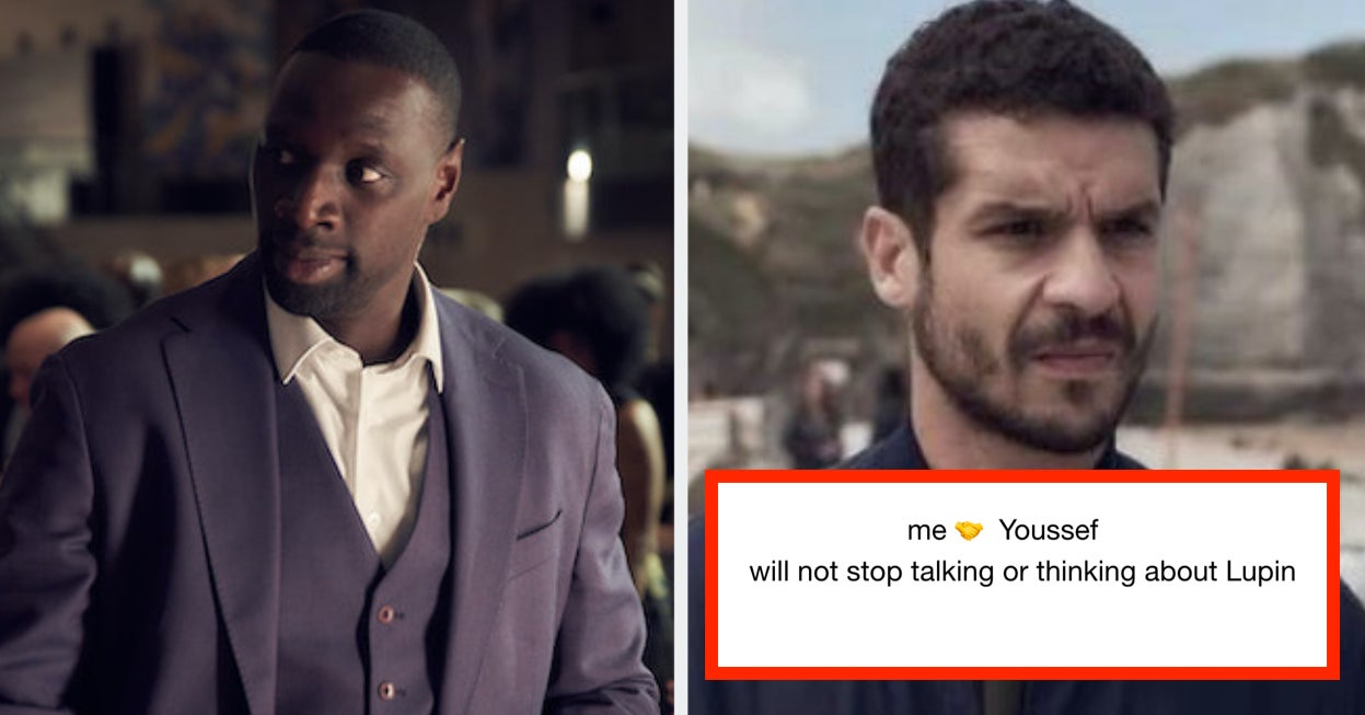 """""""Lupin"""" Is One Of The Most Watched Netflix Shows, And Here Are 17 Of The Best Reactions"""