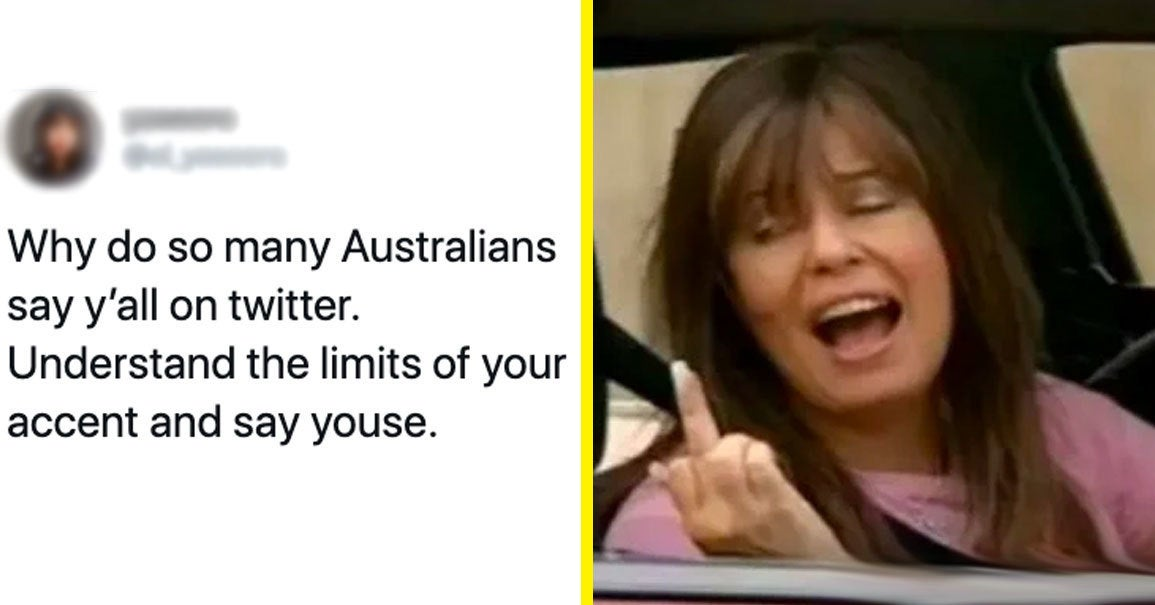 """Let's Settle This Once And For All, Should Australians Say """"Youse"""" Or """"Y'all""""?"""