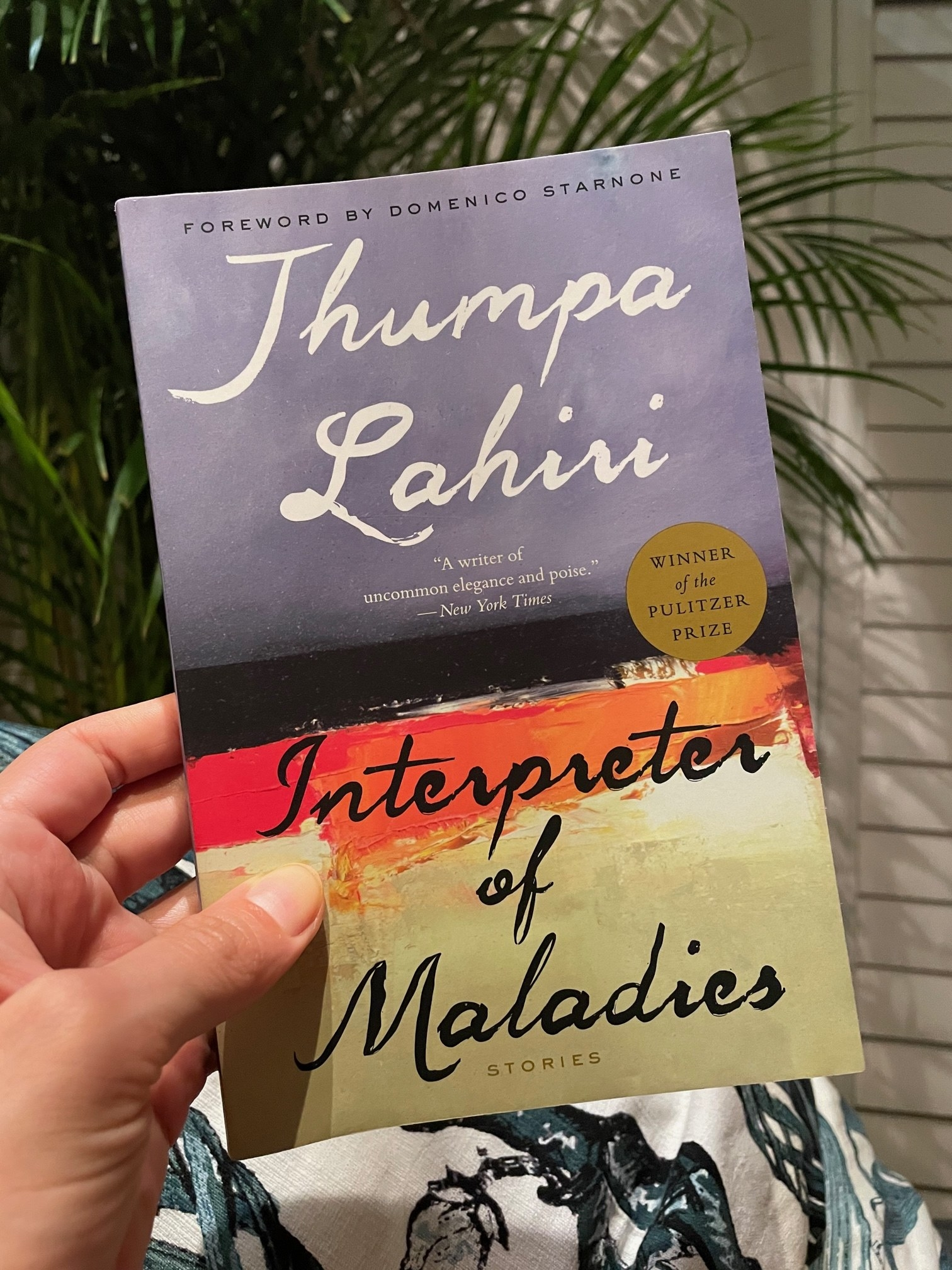 The cover of Interpreter of Maladies