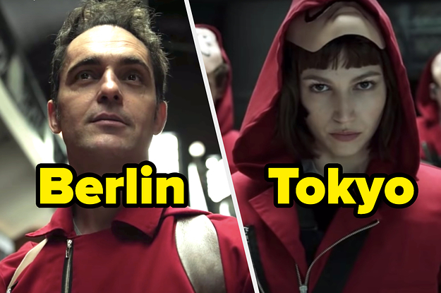 "Which Criminal From ""Money Heist"" Are You?"