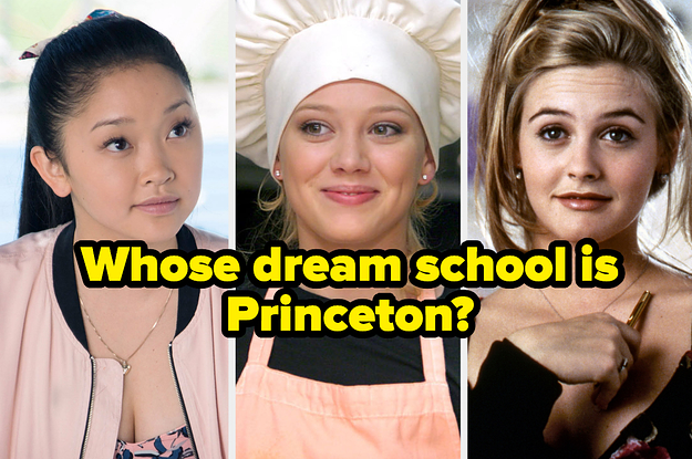 Can You Identify The Teen Movie Character From One Random Fact About Them?