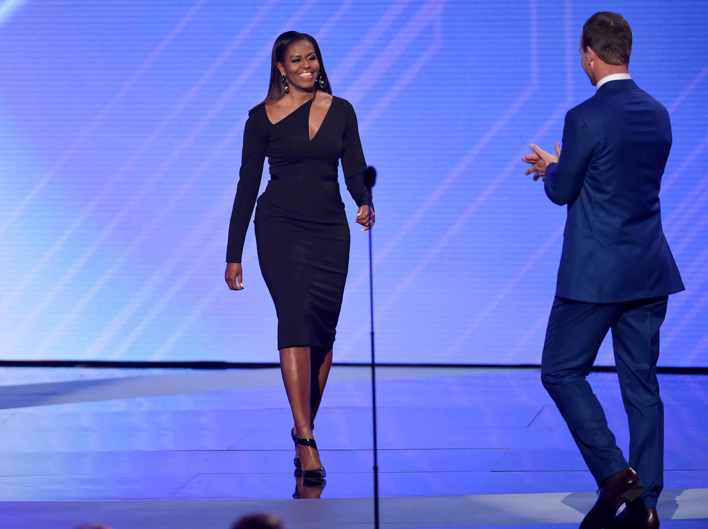Michelle Obama Ass