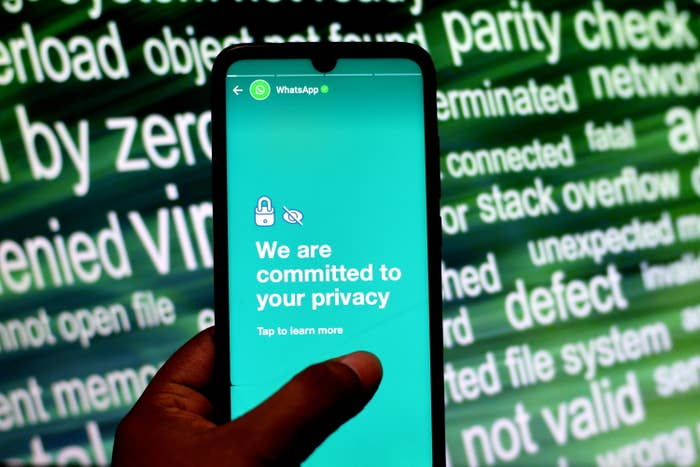 WhatsApp Fueled A Global Misinformation Crisis. Now, It's Stuck In One.