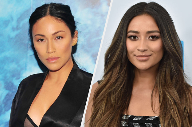 Shay Mitchell And Steph Shep Are Apparently Good Friends And I Need Answers