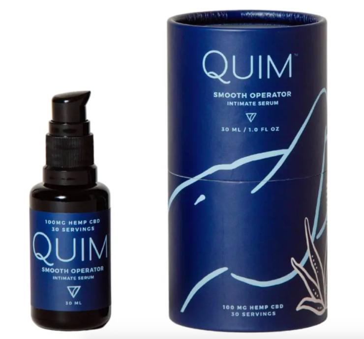 The Quim Smooth Operator CBD Intimate Serum