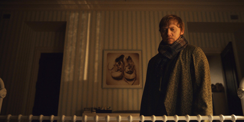 """Rupert Grint on """"Servant"""""""