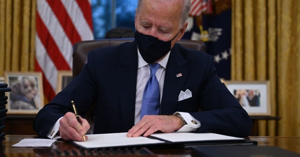 What Does Biden's Federal Mask Mandate Mean For You