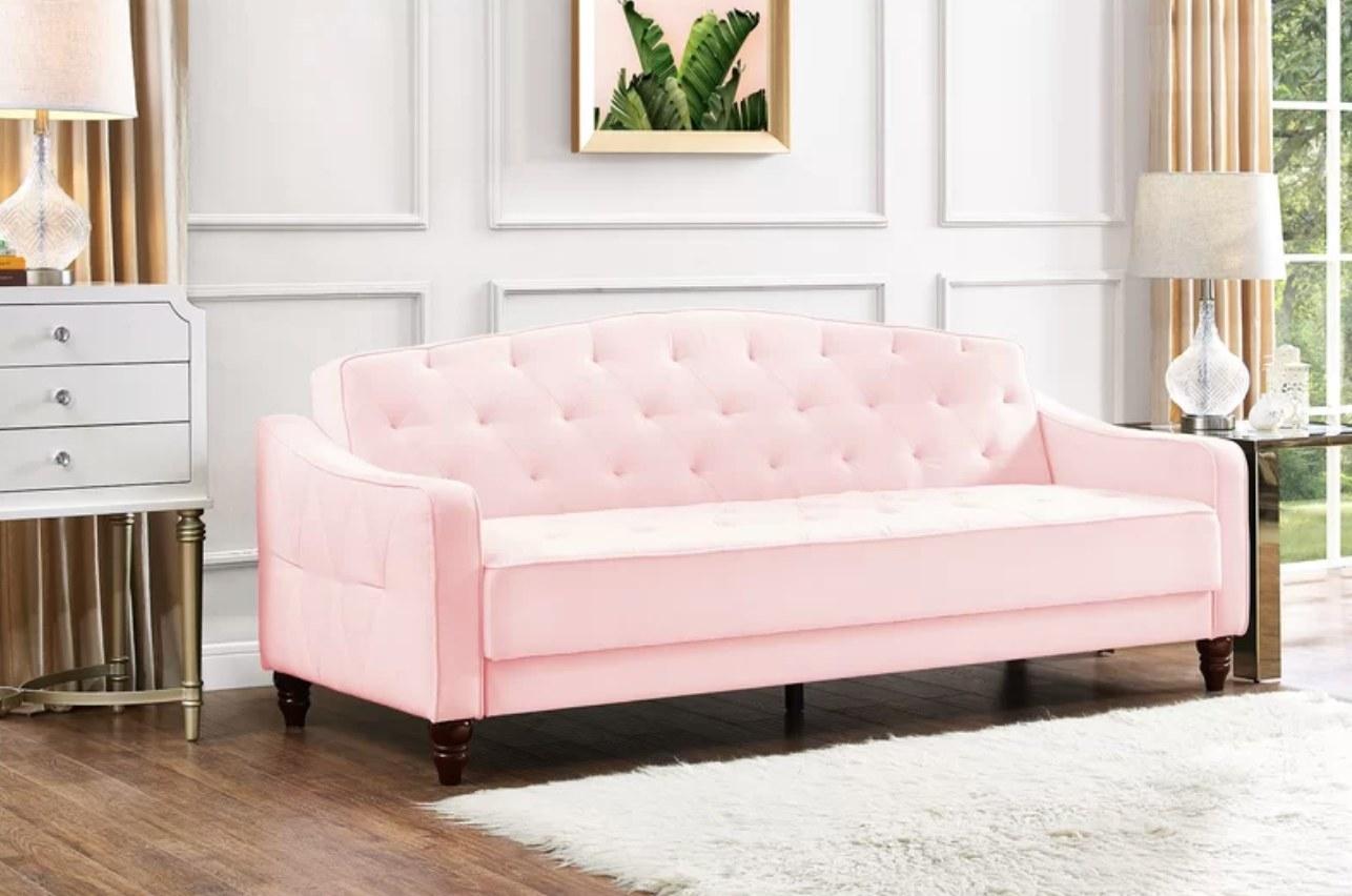 The regal sofa sleeper