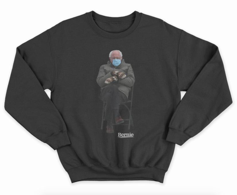 The Chairman Sanders Crewneck Sweatshirt
