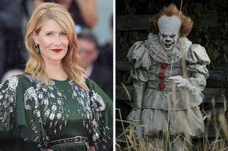 laura dern and pennywise