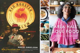 Red Rooster The Story of Food and Hustle in Harlem and Carla Hall's Soul Food