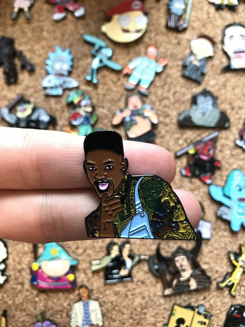 pin of will smith