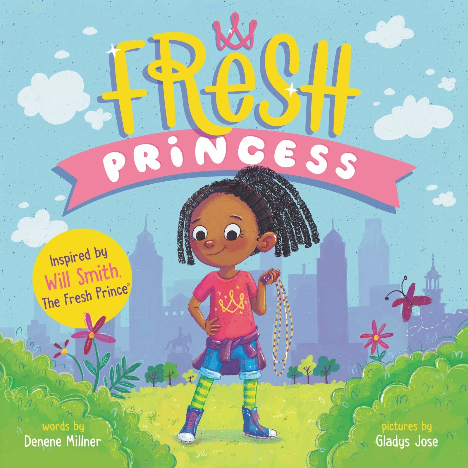 the cover of Fresh Princess